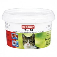 Beaphar Top 10 Multi-Vitamin for Cats