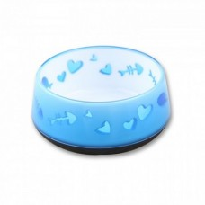 All For Paws Cat Bowl Blue