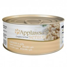 Applaws Cat Senior Chicken Jelly 70g
