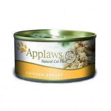 Applaws Cat Chicken Breast 156g tin