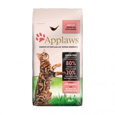 Applaws Cat Adult Chicken with Salmon 2kg