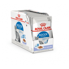 Royal Canin Cat Indoor  ( 12 Sachet ) Jelly
