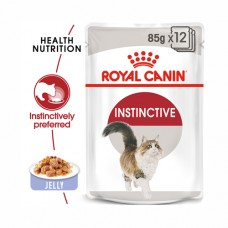 Royal Canin Cat Instinctive Wet Food Box (12 pouches)