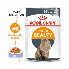 Royal Canin Cat Intense Beauty Wet Food Box (12 pouches)