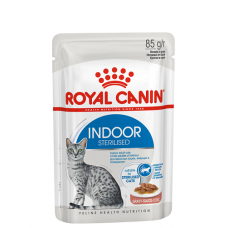Royal Canin Cat Indoor - Gravy   ( 1 Sachet )