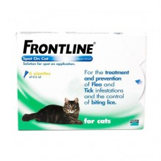 Frontline Spot-On for Cats 1 pipette
