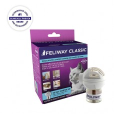 Feliway Classic Diffuser and Refill 48ml