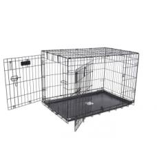Petmate 30 Inch 2-Door Training Retreat