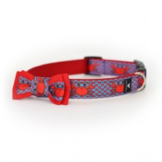 Soapy Moose  Collar Red Crab(Small)