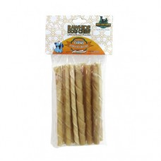 Arabian Canine Dog Rawhide Sticks 12pc