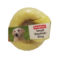 Beaphar Small Rawhide Ring