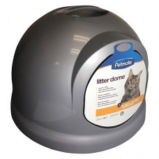 Petmate Litter Dome ( GREY)