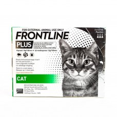 Frontline Plus Spot-On for Cats 1 pipette