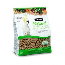 Zupreem Natural Large Birds 3lb
